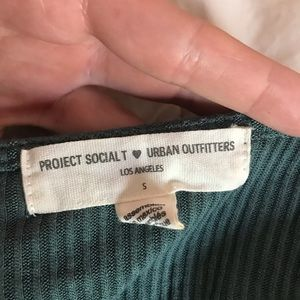 Project Social T Wrap Tee
